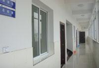 四海道普办公大楼内环境